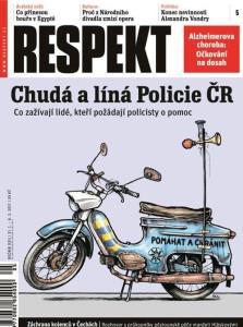 Společenský časopis Respekt