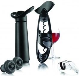 Set na víno Vacu IIC můžete mít rovnou v dárkovém balení