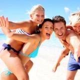 Kam na ideální rodinnou dovolenou